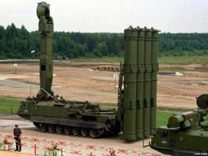 Missiles russes Iskander M 9K720 récemment déployés en Syrie