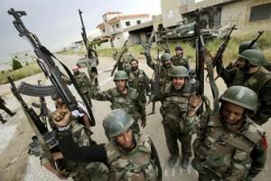 Succès récurrents de l'Armé Syrienne au nord de Homs