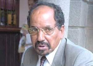 Abdelaziz Al Mourrakouchi Le Président de la phontomatique Rasd