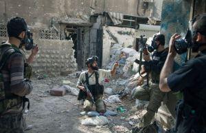 Bataille d'Al Qousair