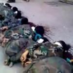 Cadavres de terroristes jihadistes recensé après la bataille de Kosayr