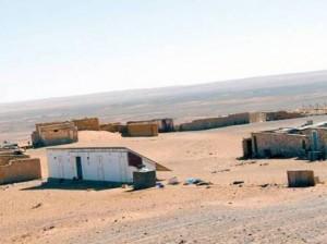 Gisement de fer de Ghar Djbilet à Tindouf