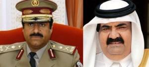 Hammad et son chef des armée