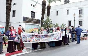 Manifestation à Alger dédiée aux disparus