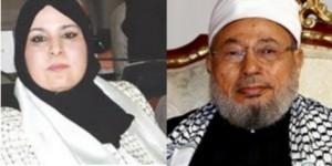 Qaradaoui et son Ex épouse algérienne
