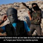 Mercenaires maghrébins donnant coup de mains aux rebelles syriens