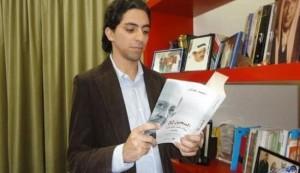 Raif-badaoui, militant des droit de l'homme
