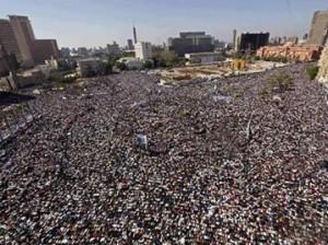 L'immense marée humaine qui a fait peur à Morsi
