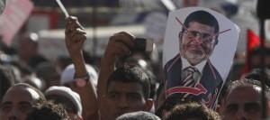Les manifestant défient le Président élu!
