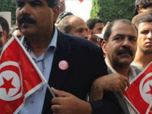 Leaders tunisiens assassiné en 2013