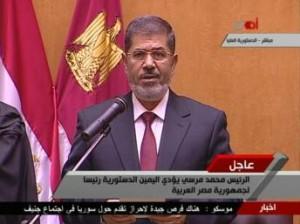 Morsi élu Président