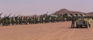 Armement algérien cédé aux séparatistes marocains