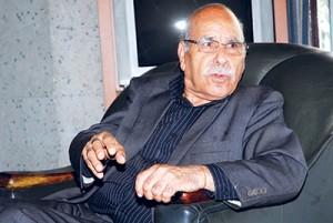 Lakhdar Bouregaâ, président du FFS