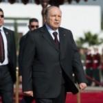 Le President Abdelaziz Bouteflika