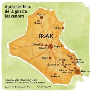 carte Irak 2