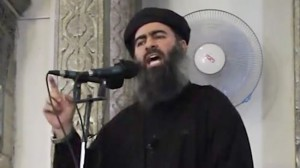Le Khalifa Al Baghdadi Comme il veut bien être désigné