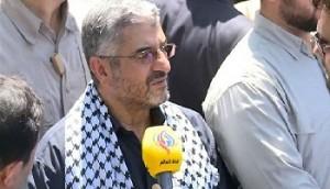 Le général Mohammad Ali Jaafari, Commandant des Gardiens de la Révolution