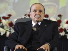Le Président Boutaflika