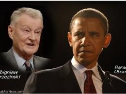 Obama et Brzezinski