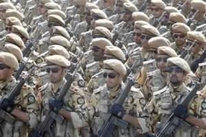 Les troupes d'élite iraniennes