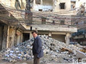 Alep détruite2
